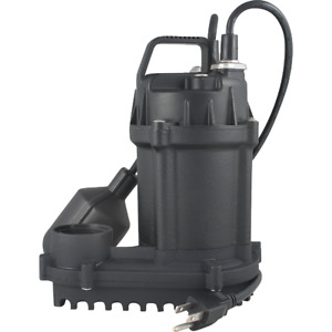 Do It Best 1 3 Hp 115v Cast iron Submersible Sump Pump 3sdhl 1 Each