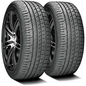 2 Goodyear Eagle F1 Asymmetric All season 275 40r18 Zr 99y A s High Performance
