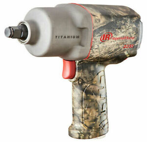 Brand New Ingersoll Rand 2235timax camo Limited Edition 1 2 Impact Wrench