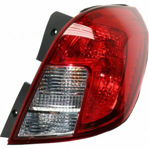 Rh Right Passenger Tail Lamp Sport Model Fits 2013 2014 2015 Chevrolet Captiva