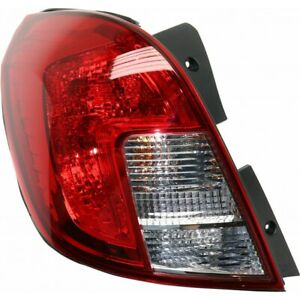 Lh Left Driver Side Tail Lamp Sport Model Fits 2013 2014 2015 Chevrolet Captiva