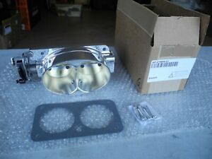 Accufab 60mm Dual Throttle Body Fit 99 01 Ford Mustang Cobra 03 04 Mach 1 Twin