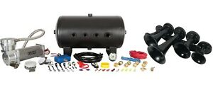 Nathan Airchime K5la Real Train Horn Kit W Hornblasters 548 Onboard Air System