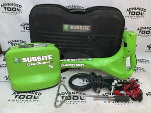 Subsite Ditch Witch Utiliguard T5 Plus Tracer Line Locator Utility Locator