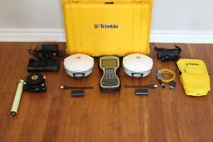 Trimble Dual R8 Model 3 Gps Gnss Glonass Base Rover Rtk System Tsc3 Access