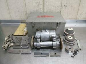 Themac The Mac J 2a Lathe Tool Post Grinder 115v 12 000 Rpm