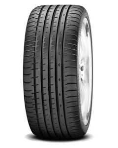 One New Accelera Phi 2 295 30zr20 295 30r20 101y Xl A S High Performance Tire