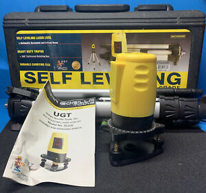 Urban Gorilla Tools Contractor Grade Self Leveling Laser Level With Heavy
