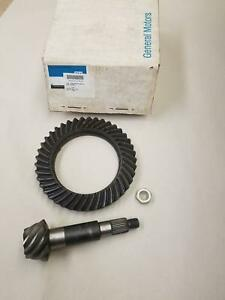 Cucv M1008 M1009 Gm Oem Ring Gear And Pinion 3965147 4 56 Dana 60 Original