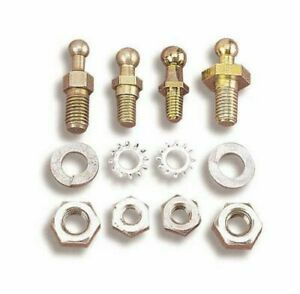 Quick Fuel 28 100qft Holley Carburetor Throttle Cable Stud Assortment Ford Chevy