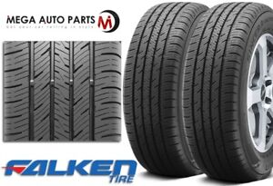2 Falken Sincera Sn250 A s 225 50r17 98v All Season Premium Grand Touring Tires