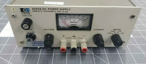 Agilent Hp 6284a Dc Power Supply 0 20 V 0 3 A Free Shipping