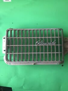 1969 69 Oldsmobile Delta 88 Front Grill Grille Drivers Side