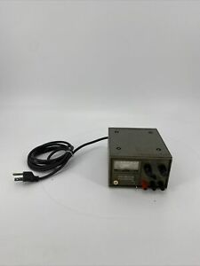 Hewlett Packard Hp 6216a Variable Dc Power Supply 0 25v 0 0 4a