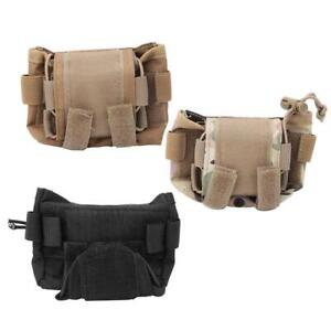 Nylon MK2 Battery Case Pouch for Helmet Hunting Airsoft Helmets Batteries Bag❤T $11.19