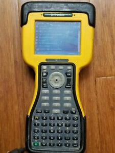 Trimble Tsc2 Gnss Total Station Data Collector Survey Controller 12 50
