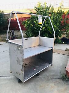 Rol Away Utility Cart For Wherehouse