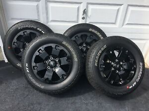 2019 20 Ford Ranger Wheels And Tires