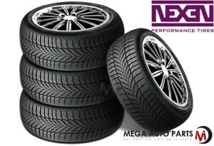 4 Nexen Winguard Sport 2 235 55r19 105v High Performance Winter Snow Tires