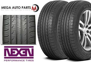 2 Nexen N priz Ah8 235 45r17 94v All Season Premium Touring 70k Mile A s Tires
