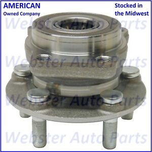 Front Wheel Hub Assembly For Subaru