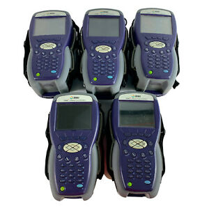 Lot Of 5 Jdsu Dsam 3300 Xt Cable Tester Signal Meter Docsis 3 0 With Charger