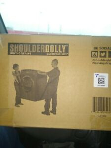 Genuine Shoulder Dolly 2 Person Lifting Straps Moving Furniture System