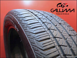 1 One Tire Excellent Continental 265 45 20 Cross Contact Lx 102t Honda 51174
