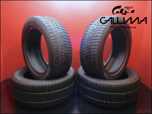 4 Four Tires Nice Pirelli 235 55 19 255 50 19 Scorpion Winter Porsche 50153