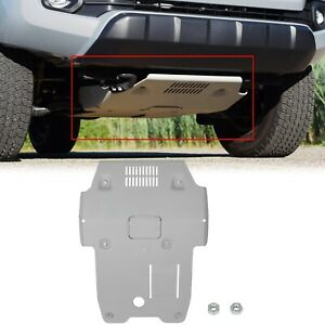 Aluminum Front Skid Plate Protection For 2016 2020 Toyota Tacoma Trd Pro
