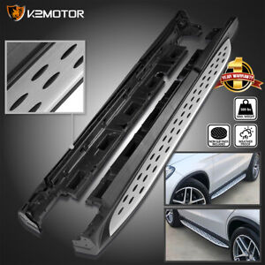 For 2016 2020 Mercedes Benz C292 Gle Coupe Side Step Bars Running Boards 2pc