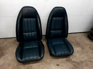 1977 1981 Pontiac Firebird Trans Am Bucket Seats