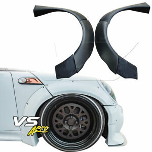 Vsaero Frp Lbpe Wide Body Fender Flares front For Mini Cooper R55 R56 R57