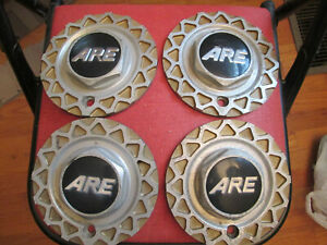 Are Wheel Center Caps American Racing Equipment Are Gold Honeycomb 899097 Set 4