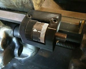 South Bend Lathe 9 10k Micrometer Carriage Stop