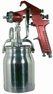 Spray Gun With Cup Ndle 1 8mm Nozzle By Astro Pneumatic Tool 4008