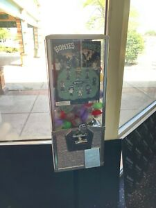Tall Business Free standing 1 00 Vend Toy Machine