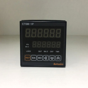 1pc New In Box Ct6m 1p4 Timer