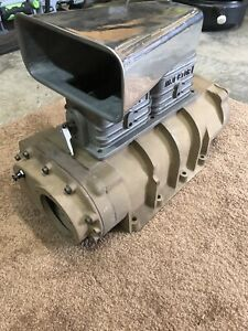 14 71 Waterman Pink Supercharger Blower With Enderle Barn Door Injection