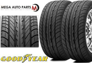 2 Goodyear Eagle F1 Gs Emt P275 40zr18 94y Uhp Summer Run Flat Rof Tires
