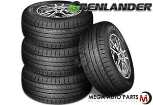 4 New Grenlander Colo H01 195 60r14 86h Performance Tires
