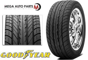 1 Goodyear Eagle F1 Gs Emt P275 40zr18 94y Uhp Summer Run Flat Rof Tires