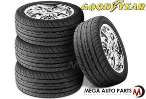 4 Goodyear Eagle F1 Gs Emt P275 40zr18 94y Uhp Summer Run Flat Rof Tires