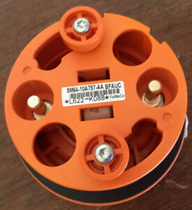Hybrid Battery Fused Safety Lock Device Service Disconnect For Ford Escape