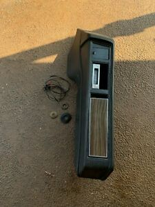 Center Floor Shift Console 1973 1977 A Body Original Gm Hard To Find Gto 442