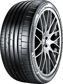 Continental Sportcontact 6 245 35r19xl 93y Bsw 2 Tires