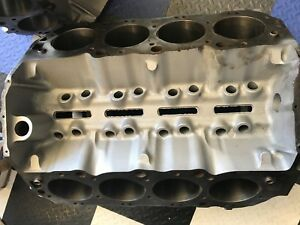 396 Engine Block 1968 69 Chevy Camaro Rs Chevelle Ss Corvette Bbc 3955272 I 27 8