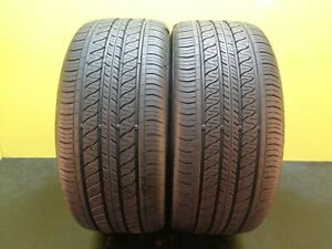 2 Like New Tires Continental Procontact Rx To 255 45 19 104w 90 Life 30022