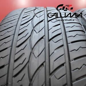 2 Tires Groundspeed Voyager Hp 225 45zr18 225 45 18 2254518 95w Nopatch 55111