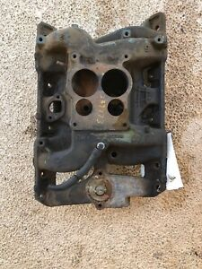 1973 Pontiac Firebird Trans Am Intake Manifold 400 455 Four Barrel K182